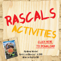 The Little Rascals Save the Day FREE Activities