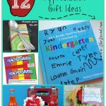 DIY Teacher Appreciation Gift Ideas