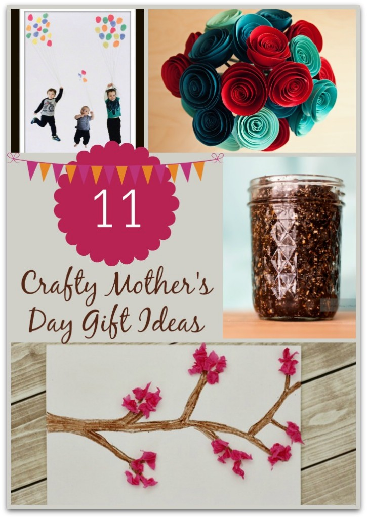 Crafty Mother's Day Gift Ideas