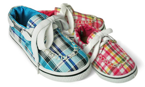 Dawgs Children's Boat Shoes