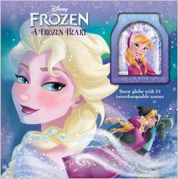 Disney Frozen A Frozen Heart Storybook For $11.37 Shipped