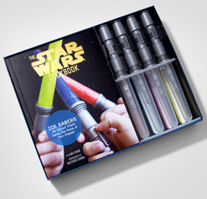Ice Sabers Star Wars Cookbook