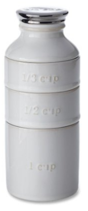 Jar measuring cups