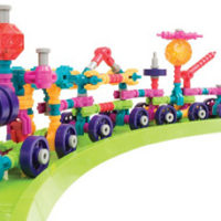Jawbones Train and Railroad Set For $39.99