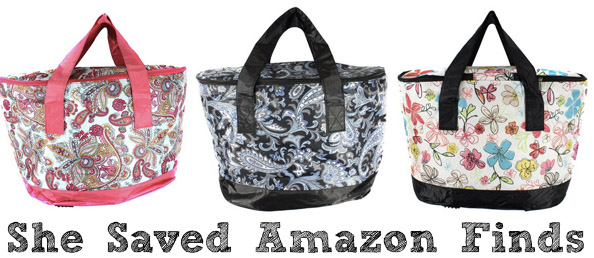 Large Insulated Beach Bag Most For 11 99 Shipped