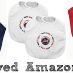 MLB Baby Bib Sets As Low As $11.99