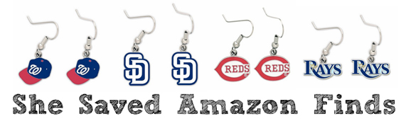 MLB Earrings