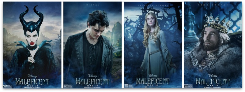 Maleficent Review My Thoughts And Fascination