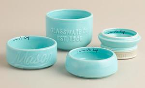 Mason Jar Measuring Cups 2