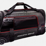 Pacific Gear Drop Zone Rolling Duffel For $57.99