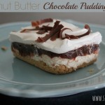 Peanut Butter Chocolate Pudding Cake