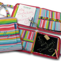 Personalized Doodlebag Art Kit For $20.99
