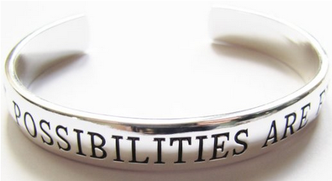 Possibilities Are Endless Bracelet