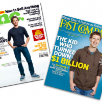 Subscribe to BOTH Inc & Fast Company Magazines for Only $8.99