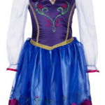 Disney Frozen Anna Enchanting Dress for $19.99 Shipped