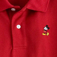 Mickey Mouse Polo Shirts 2 For $60