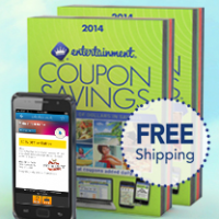 2014 Entertainment Books For $9.99 + FREE Shipping