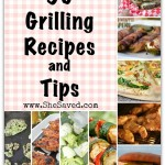 50 Grilling Tips