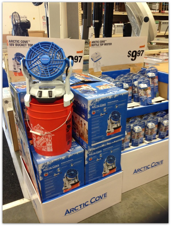 Misting Kits At Home Depot : Cool off this summer arctic cove product review great
