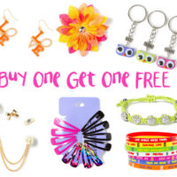 Claire's Clearance Buy 1 Get 1 FREE