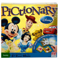 Disney Pictionary Game For $12.99 Shipped