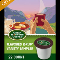 Green Mountain K-cups Variety Pack 22 Count For $11.99