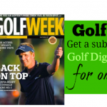 Golf Digest & Golfweek Magazine Bundle: Both Magazines for $8.99