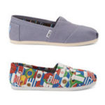 Tom's Shoes EXTRA 15% Off