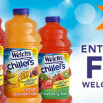 Welch's Chillers Sweepstakes