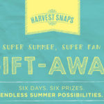 harvest snaps sweepstakes