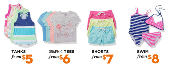 Old Navy Kids Summer Sale + Up To 30% Off