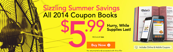 2014 Entertainment Books For $5.99