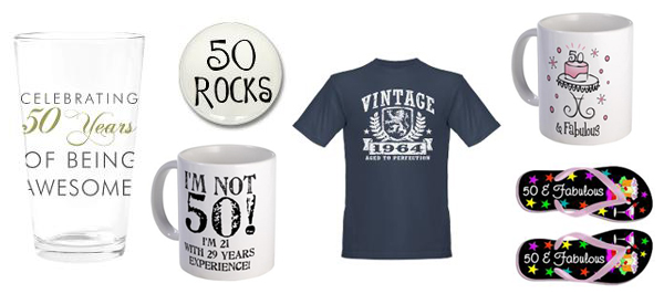 50th Birthday Gift Ideas - SheSaved® e0c823abf71c