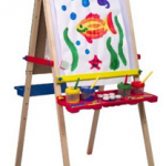 ALEX Toys Artist Easel For $59.99 Shipped