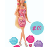 Barbie Color Chalk Hair Salon Doll