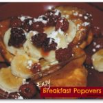 Breakfast Popovers Recipe