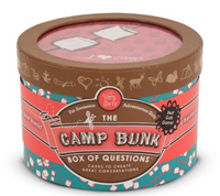 Camp Bunk Box of Questions