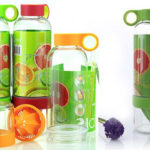 Citrus Infused Water Bottle