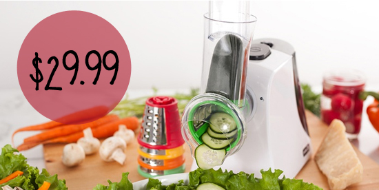Dash Go Salad Chef For $29.99