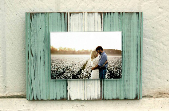distressed bead board frames - Distressed Picture Frames