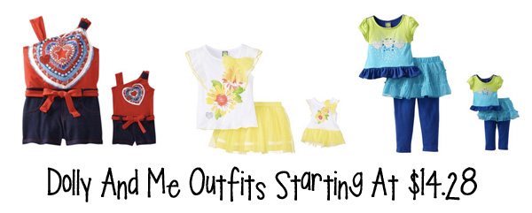 Dolly And Me Outfits
