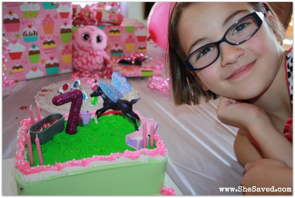 Fairy Horse Themed Birthday Party SheSaved