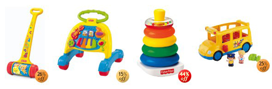 Fisher-Price Birthday Bash