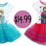 Frozen Inspired Dresses