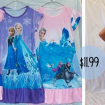 Frozen Inspired Pajamas