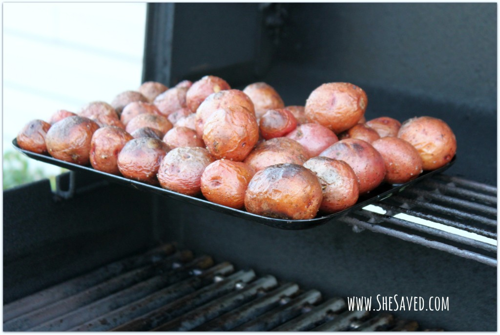Grill Roasted New Potatoes Recipe