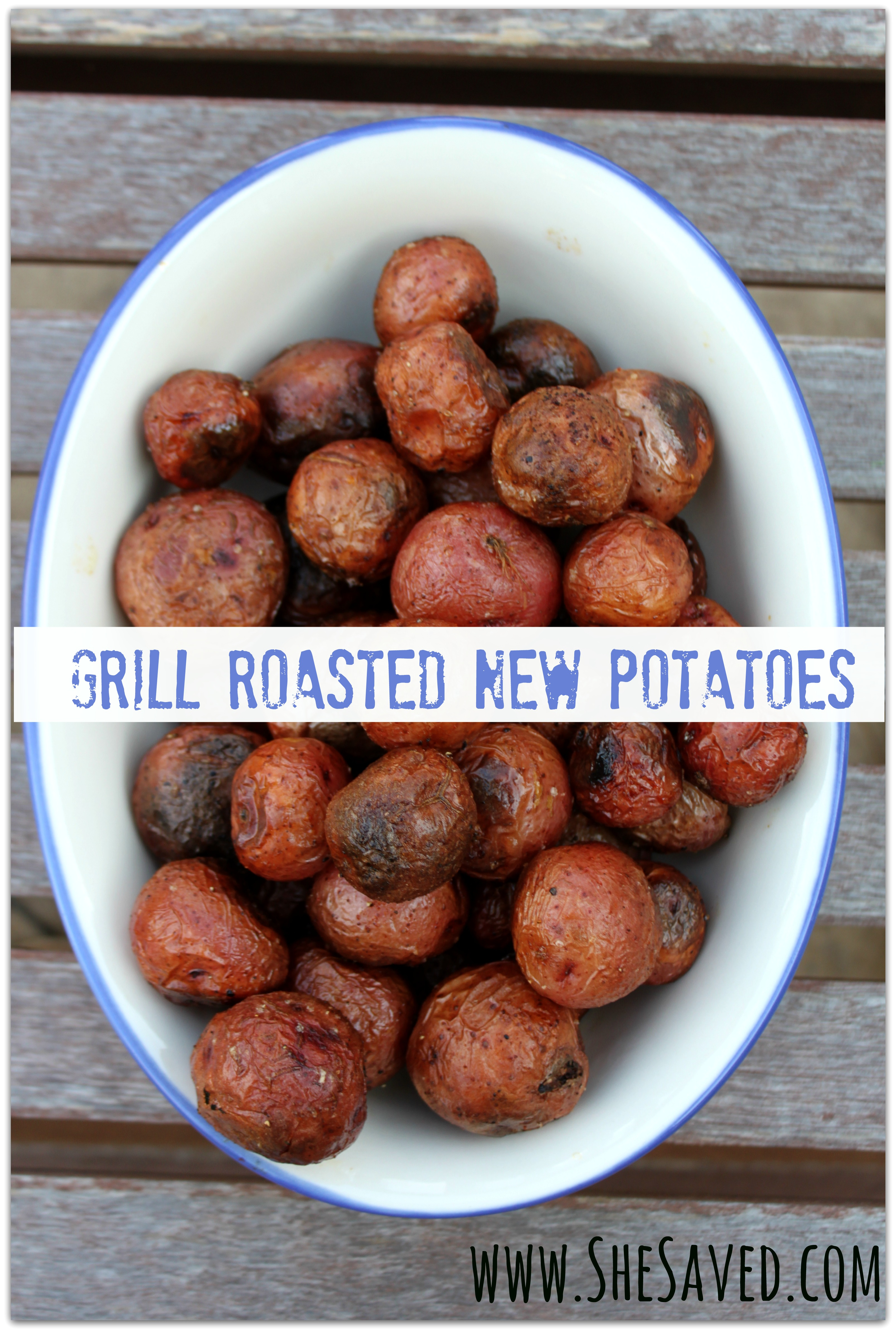 Roasted Potatoes On The Grill Recipes — Dishmaps
