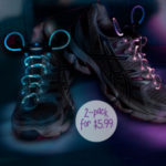 LED Light Up Shoelaces