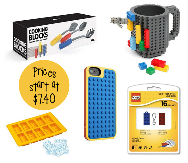 Lego Gift Ideas Starting At $7.40 - SheSaved®