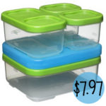 Rubbermaid Lunch Blox Sandwich Kit For $7.97 Shipped